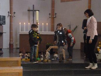 Gottesdienstgestaltung zum Oma- und Opatag