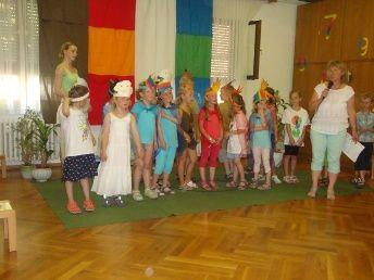 Kindermusical - Die vier Elemente